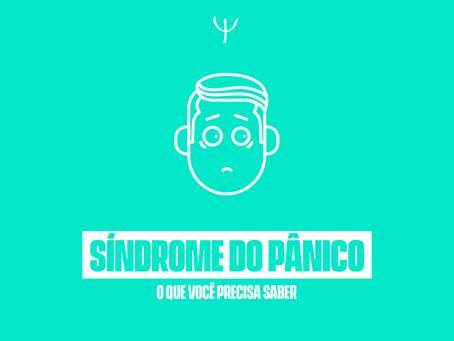 Síndrome do Pânico, o sentimento de impotência.