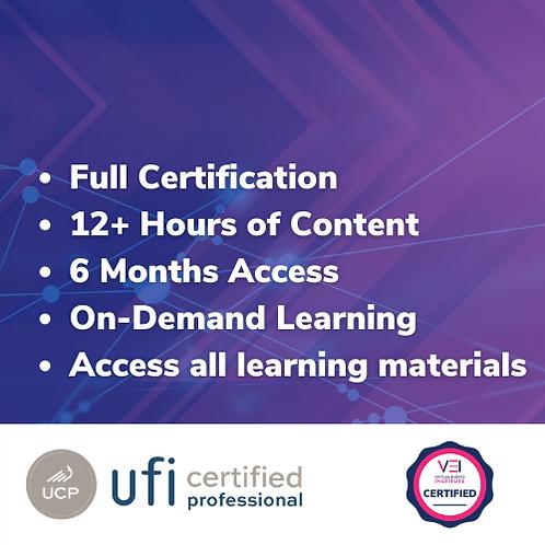 UFI Member Open to Work