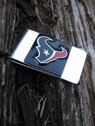 Houston Texans Money Clip, Item # 10118