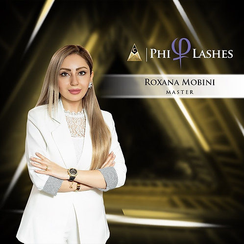 Roxana Mobini PhiLashes