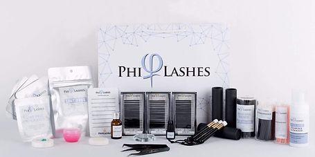 PhiLashes Kit