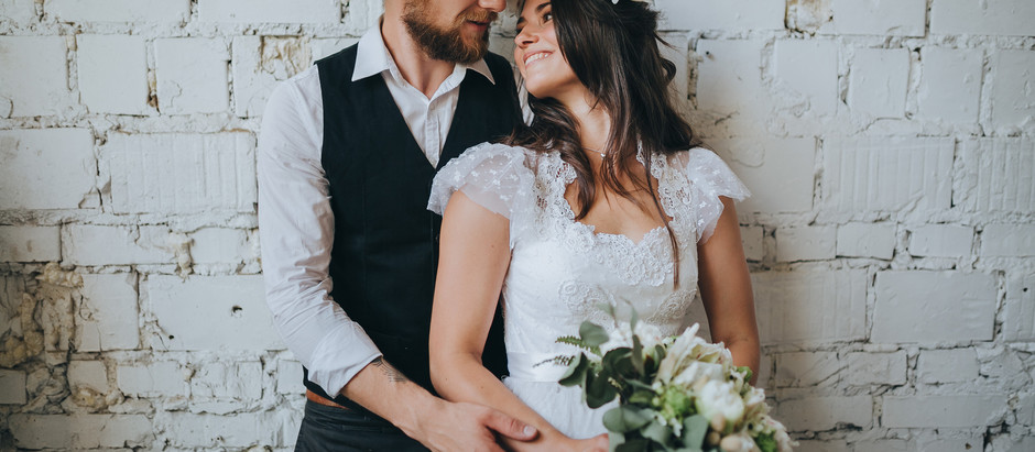 Being mindful on your wedding day