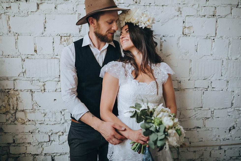 svatební den