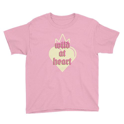Wild At Heart - Kids Tee