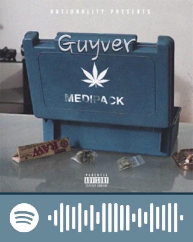 Guyver- Medipack album cover