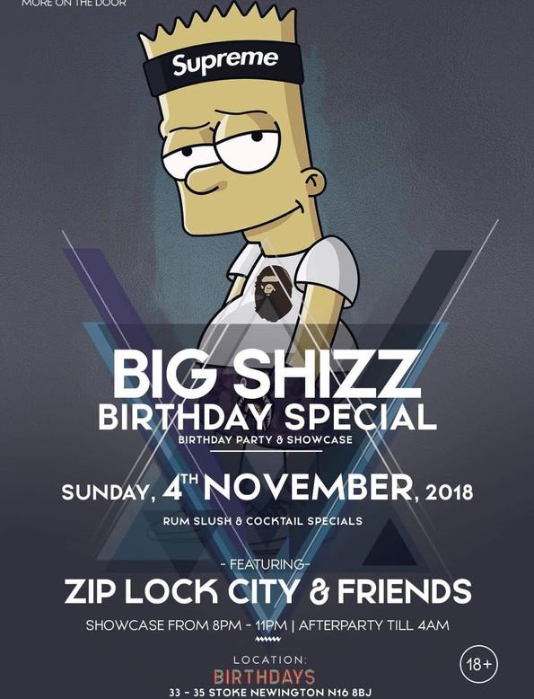 Big Shizz Birthday Special