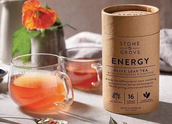 Energy Olive Leaf Tea