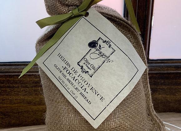 Herbs De Provence Focaccia
