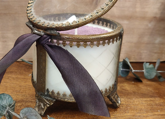 Sunlight in the Forest Soy Candle - Trinket Jar