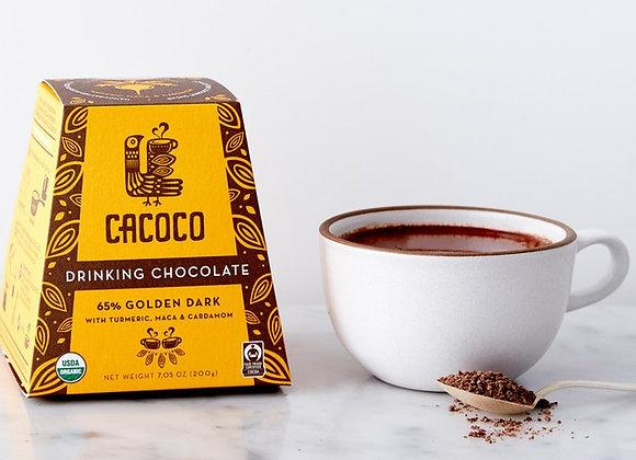 65% Golden Dark Chocolate Blend