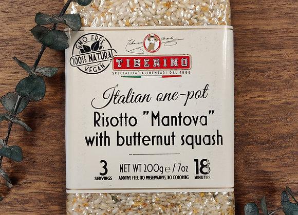 """Risotto """"Mantova"""" with Butternut Squash"""