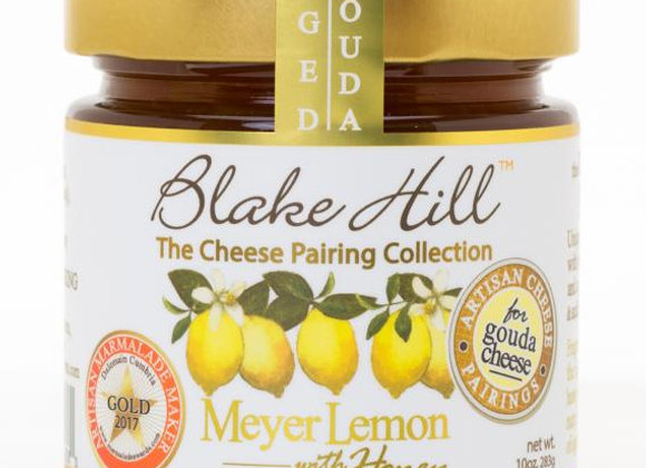 Meyer Lemon with Honey
