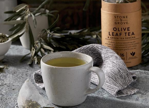 Olive Leaf & Green Tea Sencha