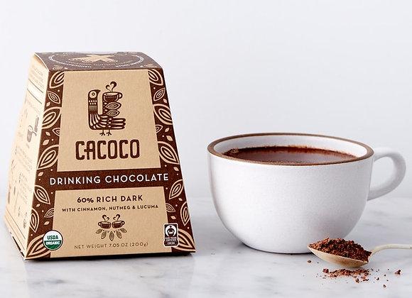 60% Rich Dark Chocolate Blend
