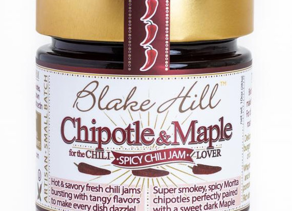 Chipotle and Maple Chili Jam