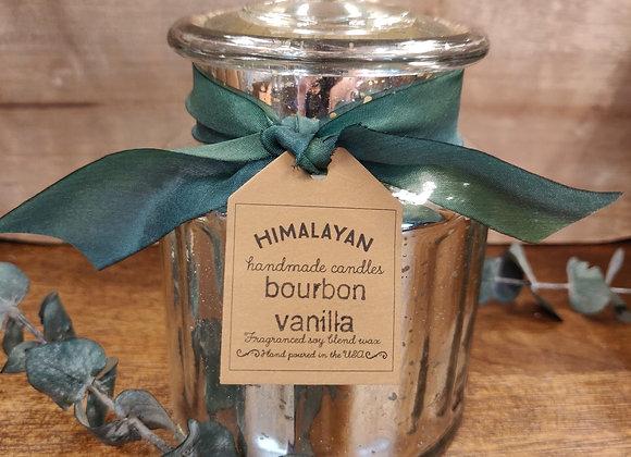 Burbon Vanilla Soy Candle - General Store Jar