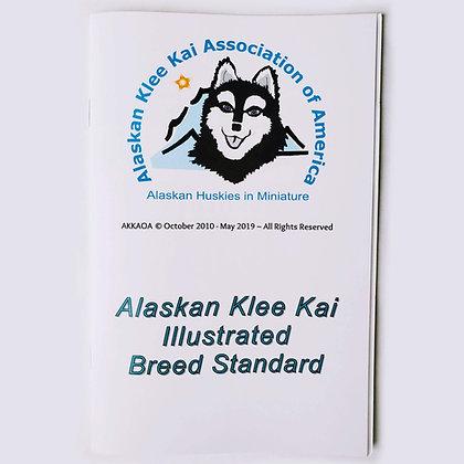 AKK Illustrated Breed Standard