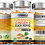 Thumbnail: Turmeric Complex with Added Black Pepper, Ginger and Curcumin Extract
