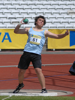 Scott Lincoln _ English Schools' Champs 2009