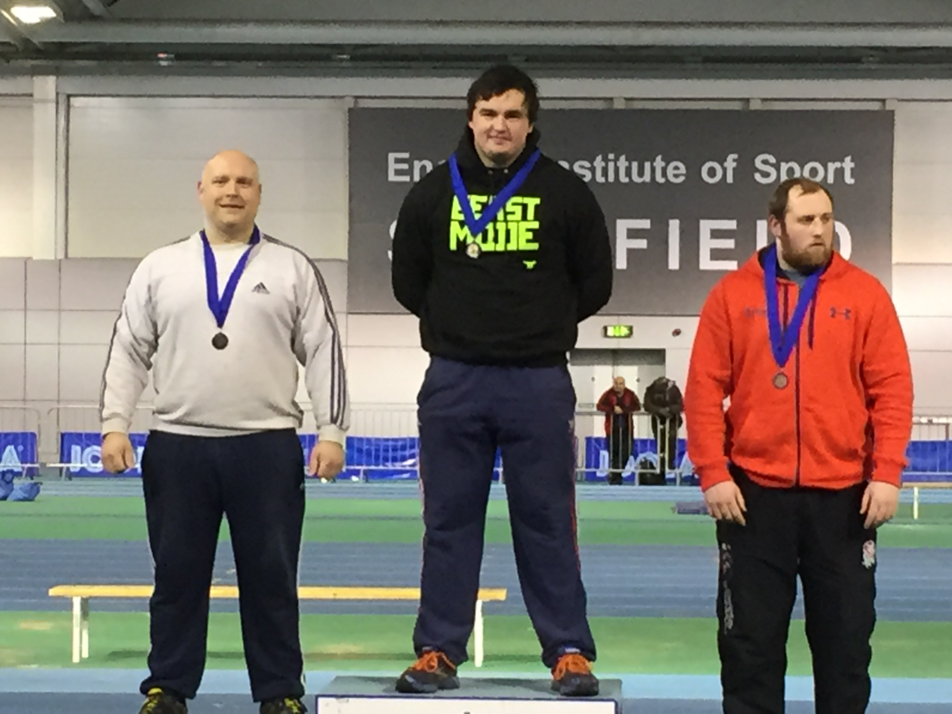 Northern Indoor Champion 2015