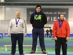Northern Indoor Champion 2015