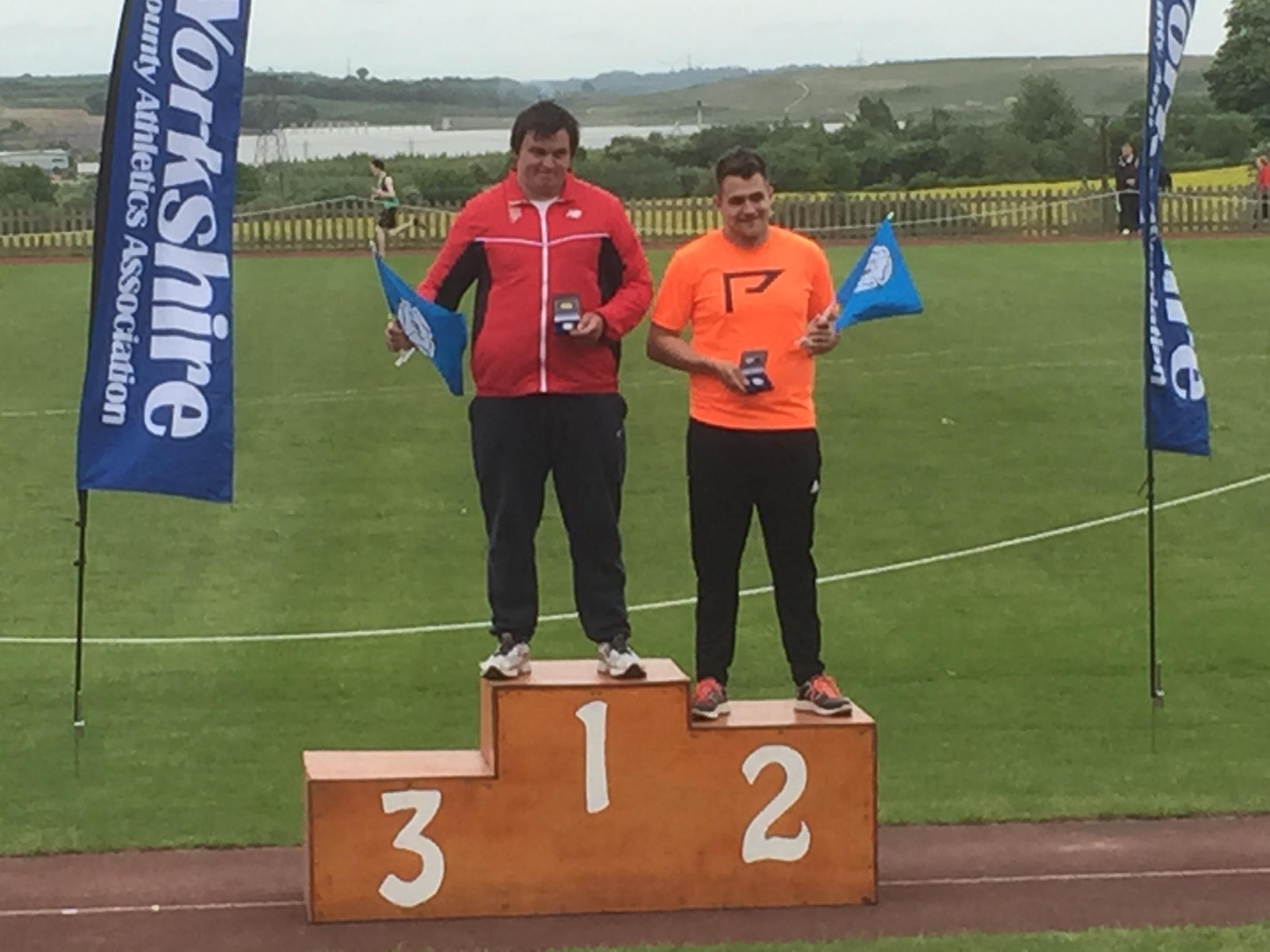 Yorkshire Champion 2015