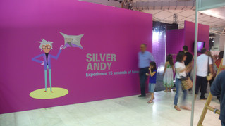 SILVER ANDY   Kids Lab @ART-ATHINA 2015