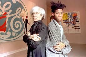 Warhol-Basquiat (copyright: AP)
