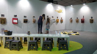 Paper Faces – Remake Yourself   Kids Lab @ART-ATHINA 2014