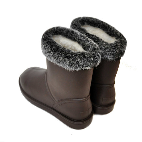 Frost UGG Style with Gray Trim