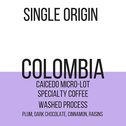 Colombia Caicedo Micro-lot