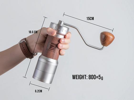 1ZPresso K-plus Coffee Hand Grinder