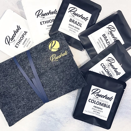 Coffee Travel Pouch