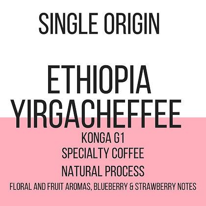 Ethiopia Yirgacheffe Konga G1