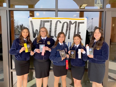 South Valley Speaking Competition