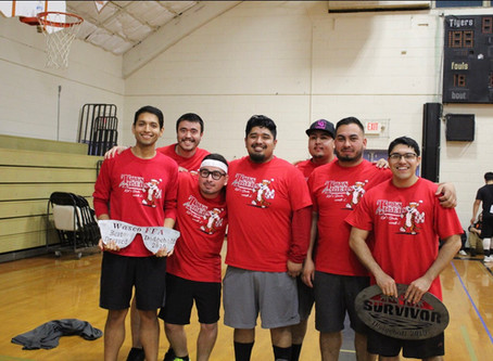 Wasco FFA and Ag Boosters Give Back in a Big way! Wasco Community Dodgeball Tournament
