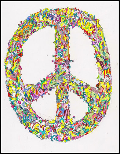 LLL new peace sign art PM FRAMED.jpg