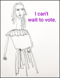 I Can't Wait to Vote
