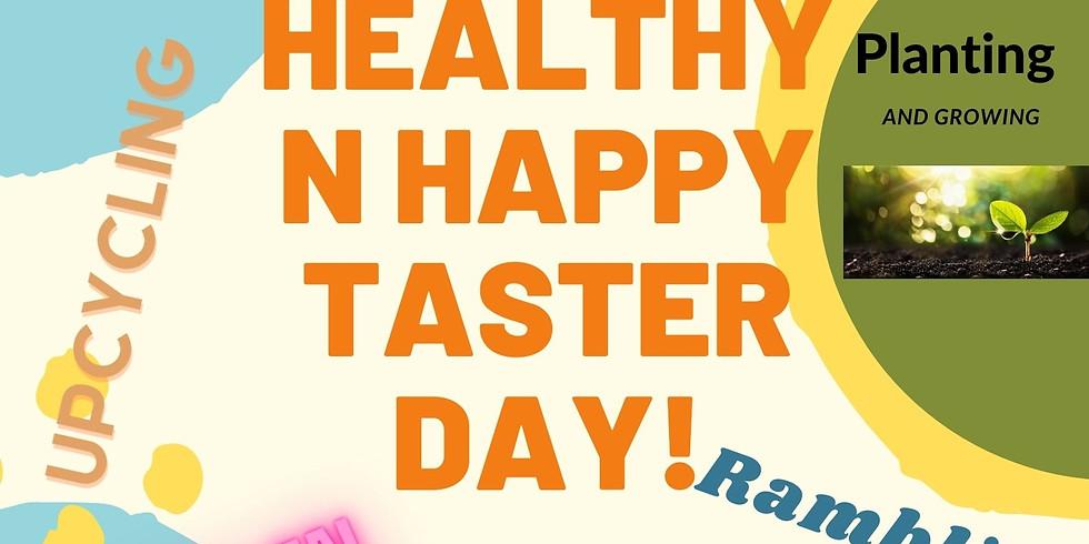 Taster Day