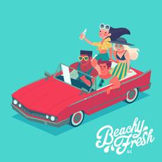 BEACHY FRESH