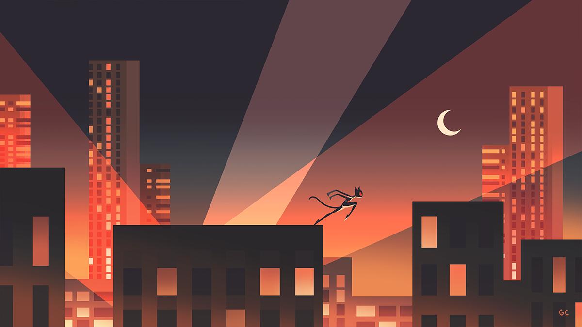 Catwoman - Run