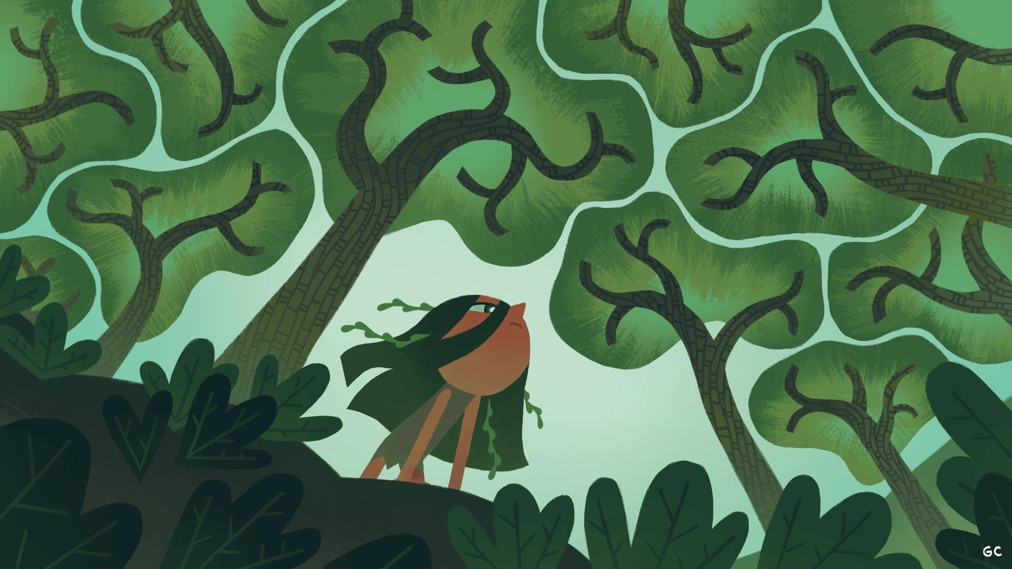 The Wilderchild - Forest