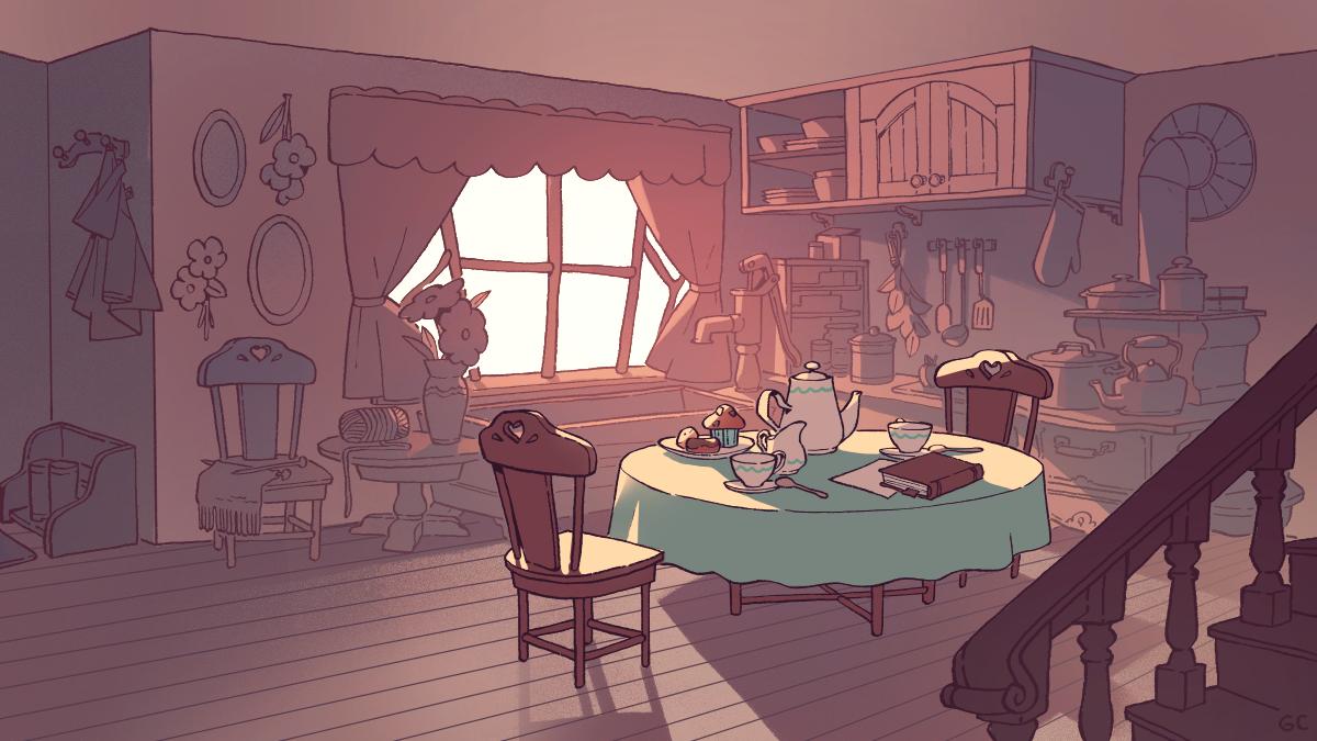 Little Cottage - Interior