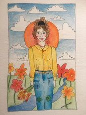 I Like the Way You Look in the Summer by Emma-Jane Weeks