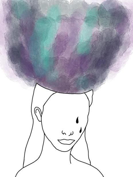 Overactive Imagination by Zoe Stanton