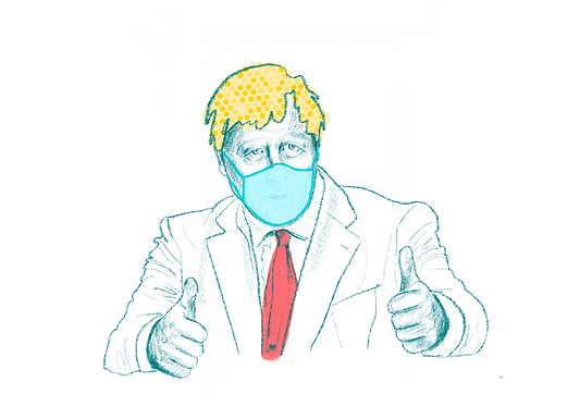 'Cheers', Boris