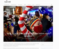 Nach Welt (German)
