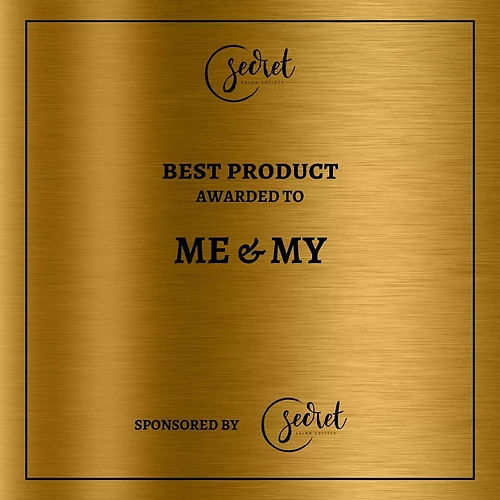 Best Product Award 2019