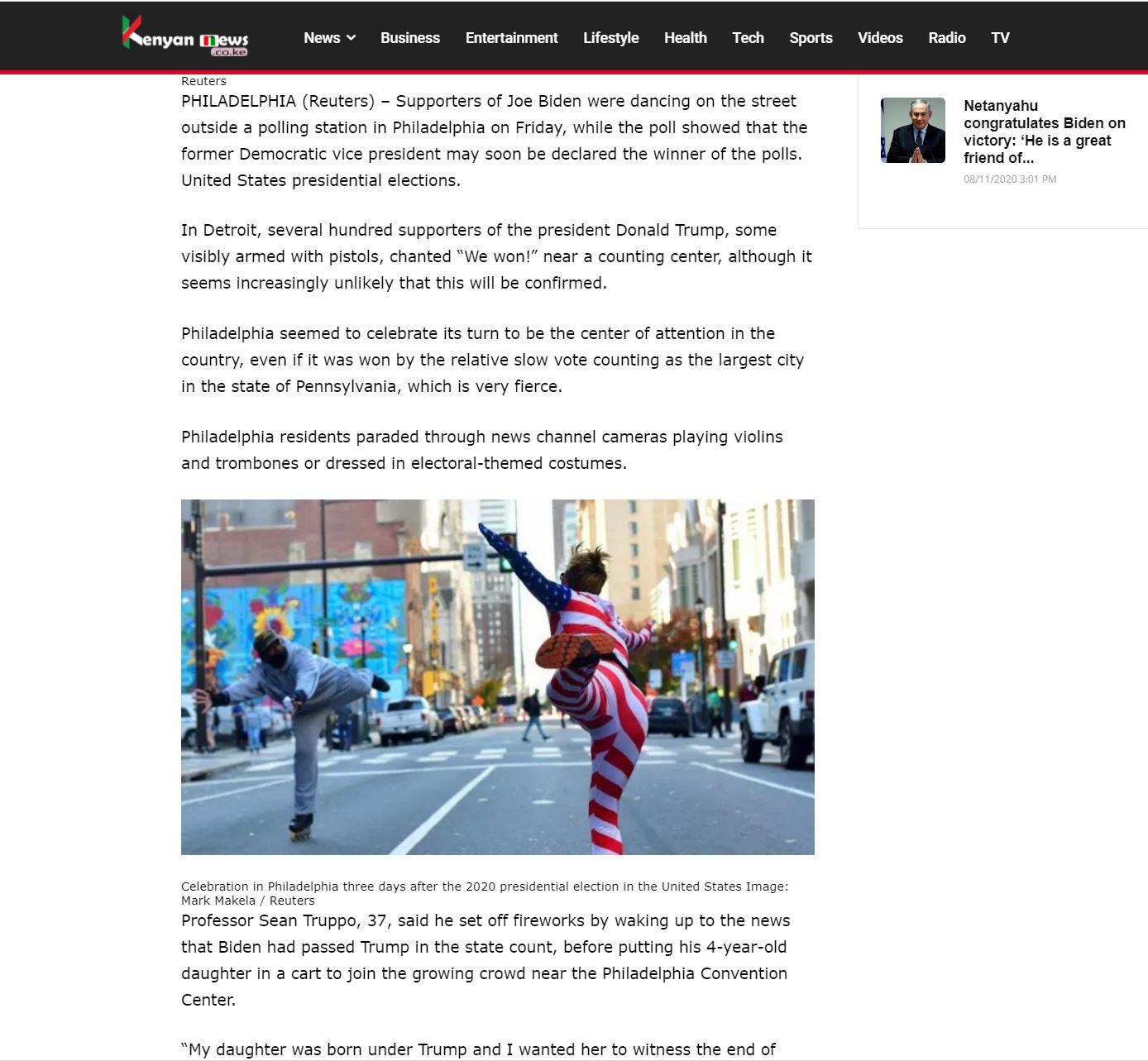 Kenyan News