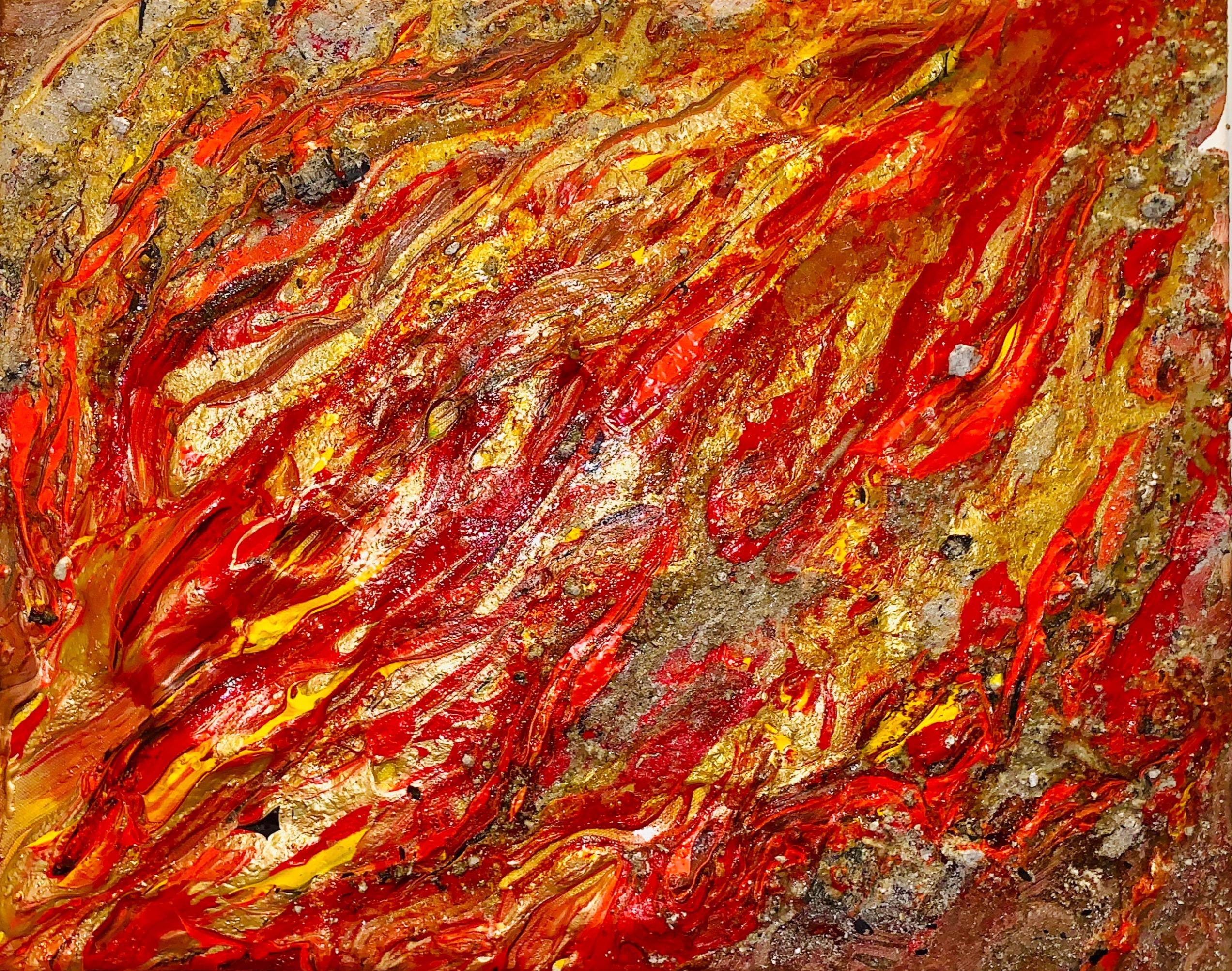 Shenandoah - Forest Blaze